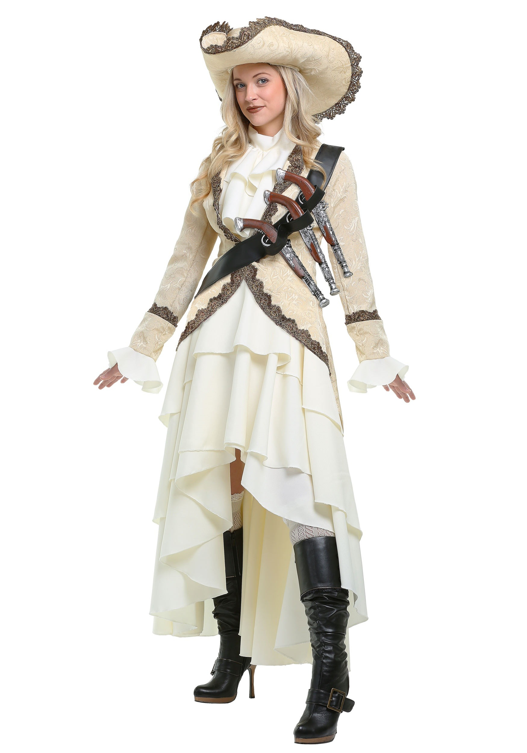 Pirate clothes for women