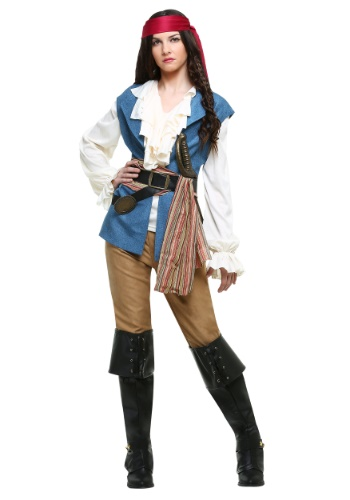 Seven Seas Sweetie Women's Costume