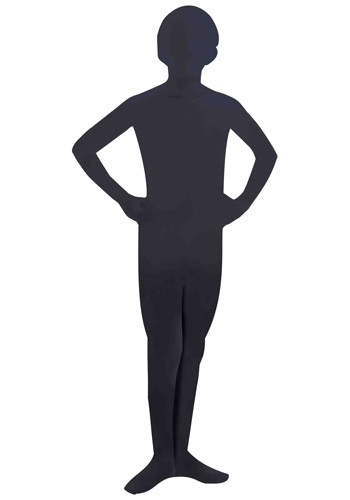 Click Here to buy Kids Black Skin Suit from HalloweenCostumes, CDN Funds