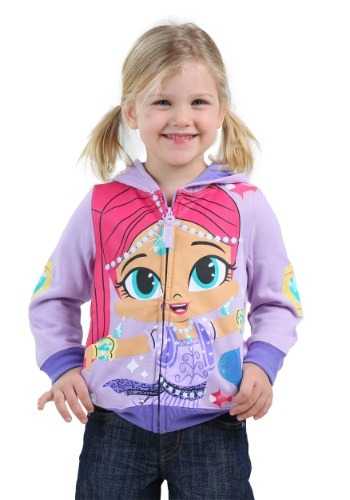 Image of Girls Shimmer Costume Hoodie from Shimmer and Shine