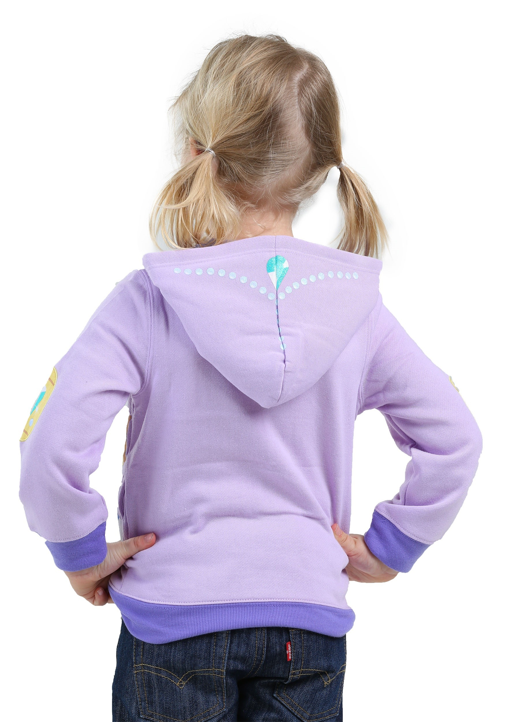 Girls Shimmer Costume Hoodie From Shimmer And Shine