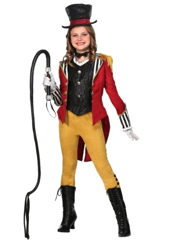 Ravishing Ringmaster Girls Costume