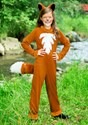 Girl's Sly Fox Costume1
