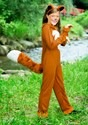 Girl's Sly Fox Costume2