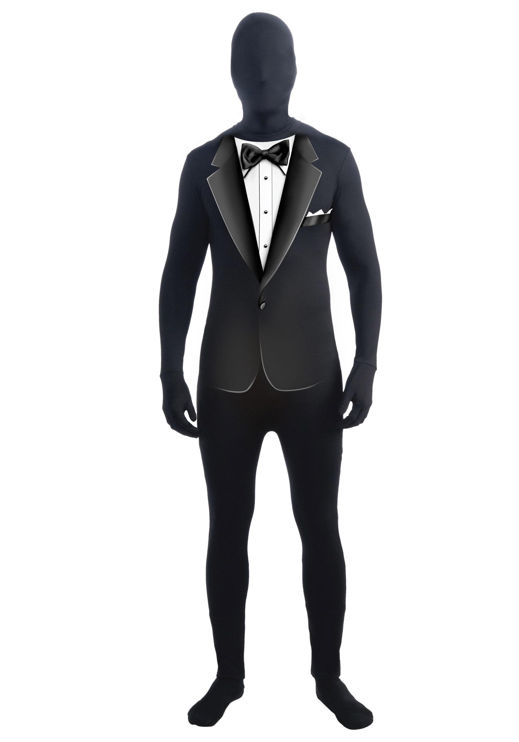 Formal Tuxedo Morph Suit