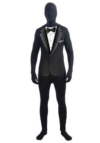 Click Here to buy Formal Tuxedo Skin Suit from HalloweenCostumes, CDN Funds