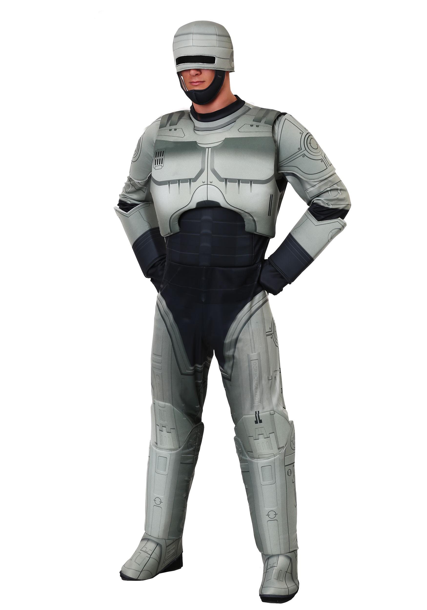 Adult robocop costume amazon