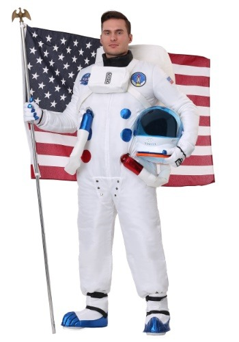 Authentic Astronaut Costume for Men