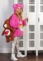 Care Bears Deluxe Cheer Bear Tween Hoodie Costume3