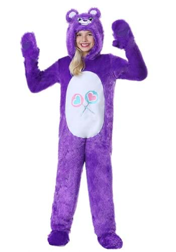 Click Here to buy Care Bears Kids Classic Share Bear Costume from HalloweenCostumes, CDN Funds