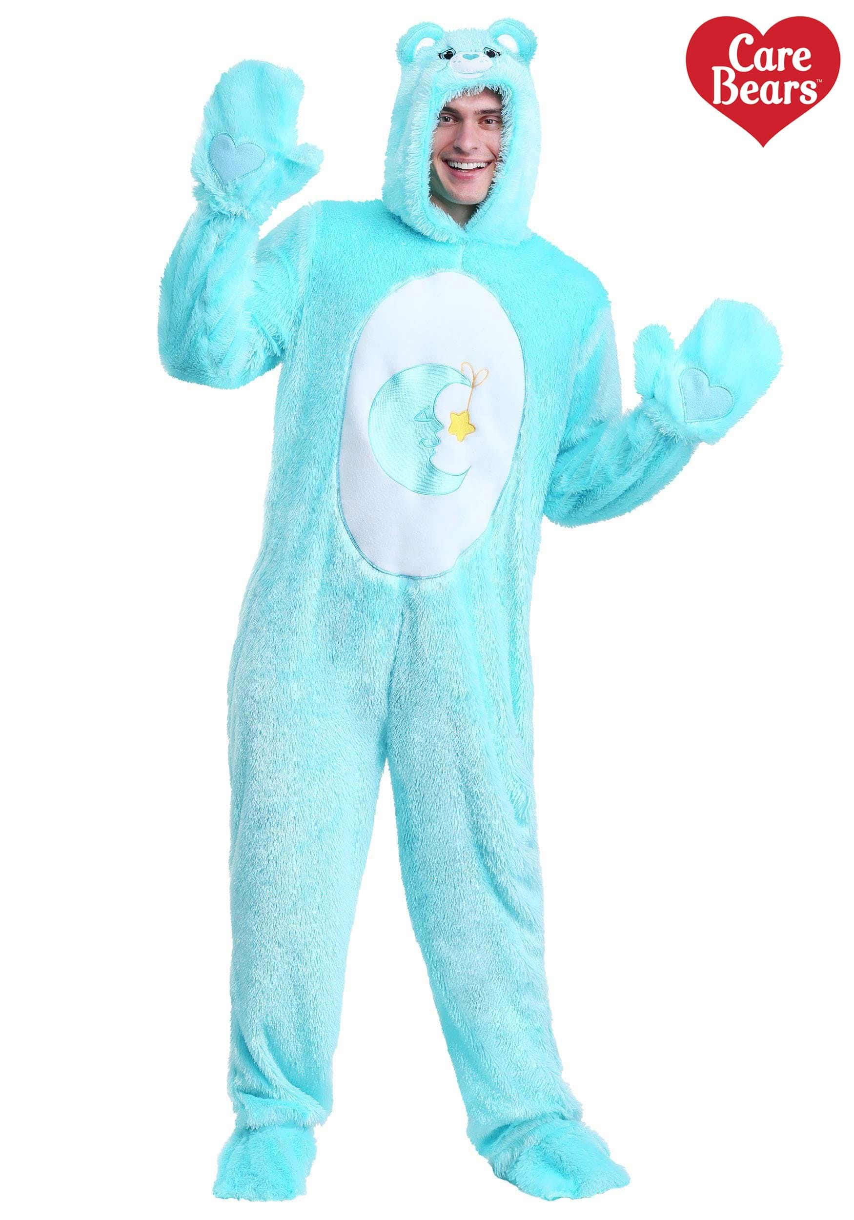Care Bear Costume Adult 80s Halloween Fancy Dress
