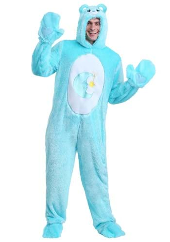 Click Here to buy Care Bears Adult Classic Bed Time Bear Costume from HalloweenCostumes, CDN Funds