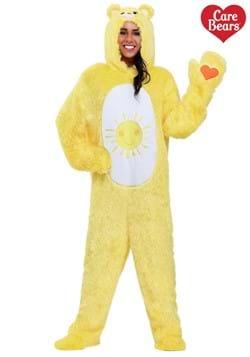 Care Bears Adult Classic Funshine Bear Costume Update Main_u