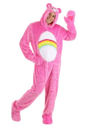 Click Here to buy Care Bears Adult Classic Cheer Bear Costume from HalloweenCostumes, USA Funds & Shipping