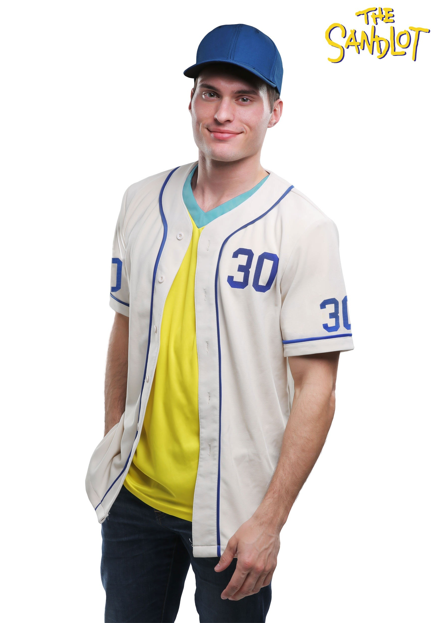 benny the jet rodriguez sandlot adult costume