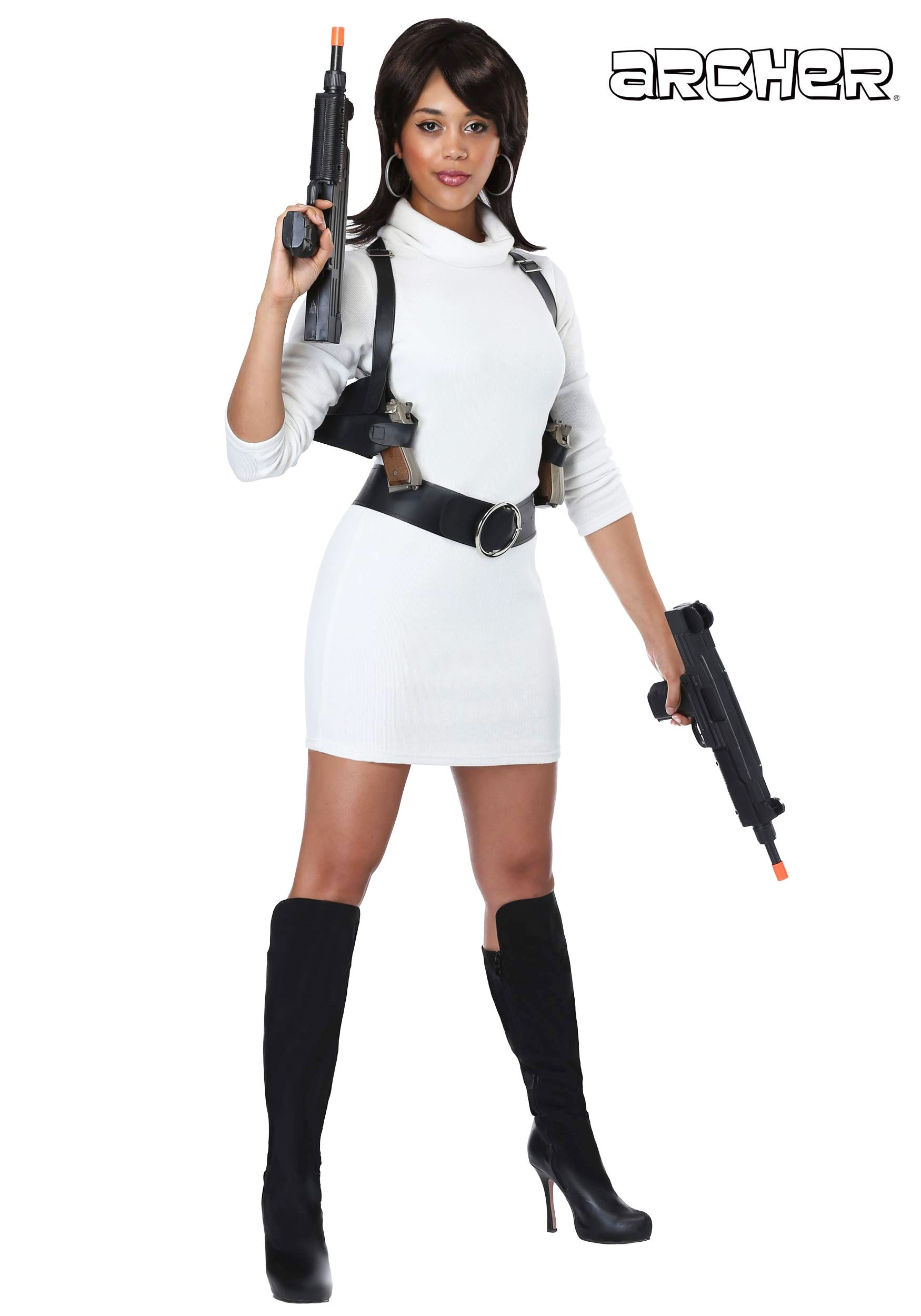costume Lana from archer
