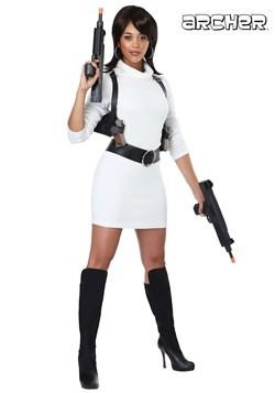 Archer Lana Kane Women's Costume Update Main