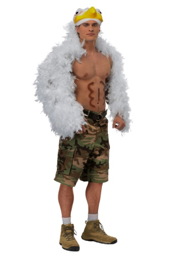 Always Sunny Birds of War Costume for Adults