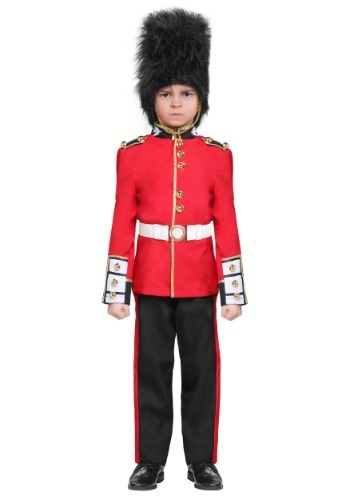 Click Here to buy Kids Royal Guard Costume from HalloweenCostumes, USA Funds & Shipping