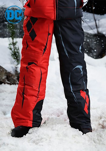 67f615500c8 DC Girls Harley Quinn Snow Pants