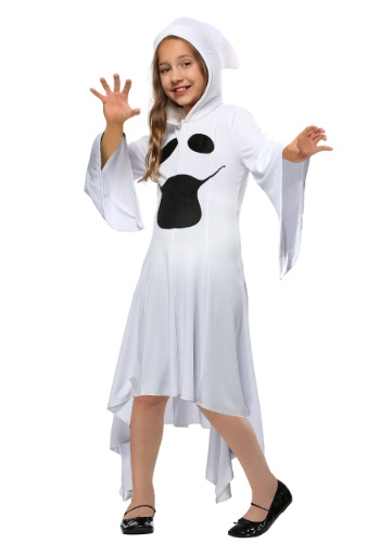 Gorgeous Ghost Costume for Girls