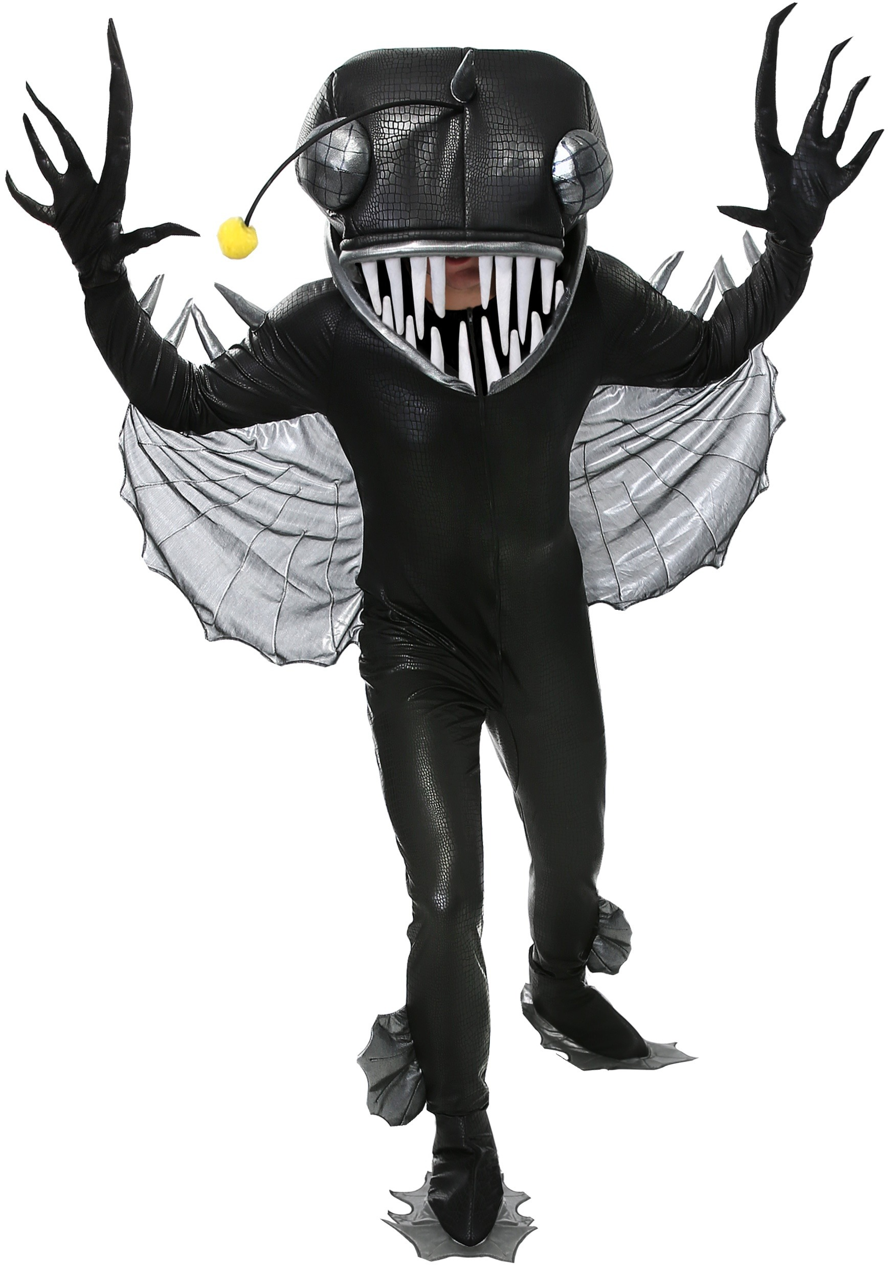 Angler Fish Adult Costume  sc 1 st  Halloween Costumes : angler fish costume  - Germanpascual.Com