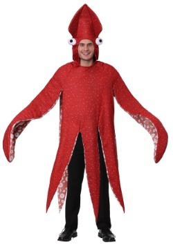 Adult Squid Costume