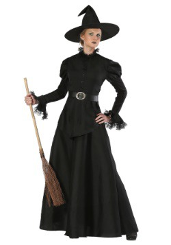 Classic Black Witch Plus Size Womens Costume