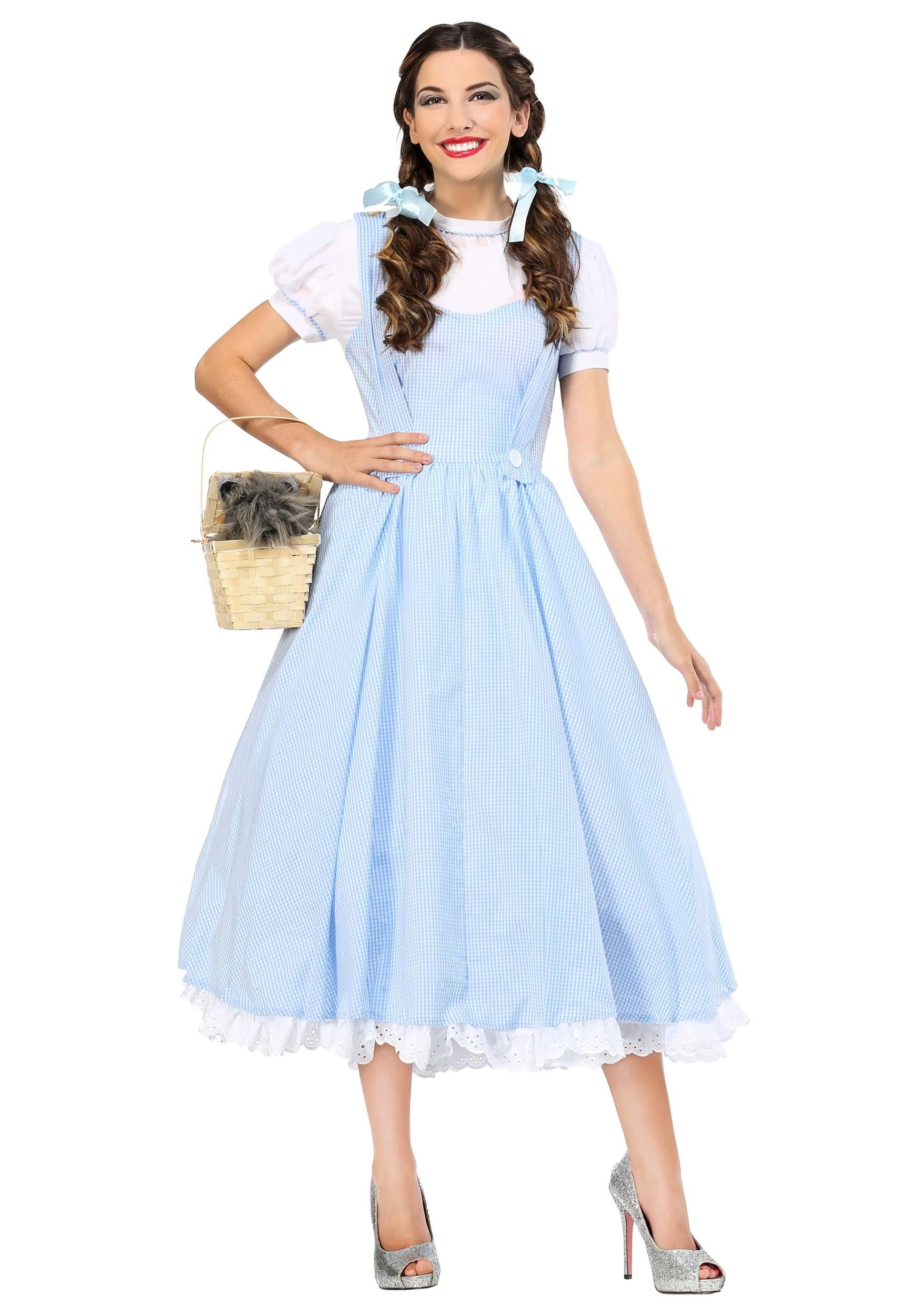 Wizard Of Oz Adult Costume Halloween Costumes