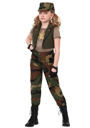 Click Here to buy Military Commander Girls Costume from HalloweenCostumes, CDN Funds