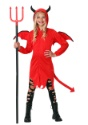 Child Cute Devil Costume