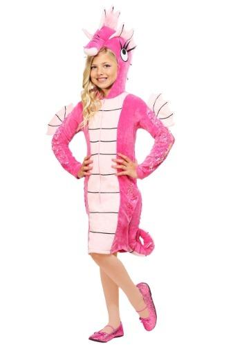 Girls Seahorse  Costume