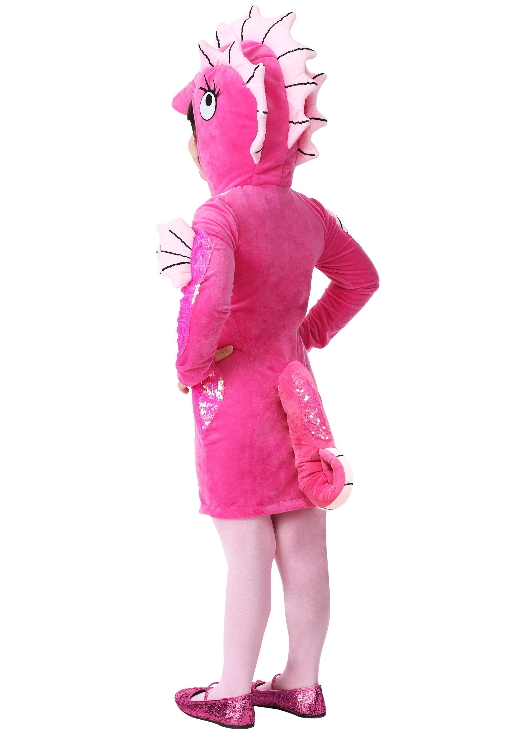 01dcaf0dc81 Toddler Girl s Seahorse Costume1 Toddler Girl s Seahorse Costume2
