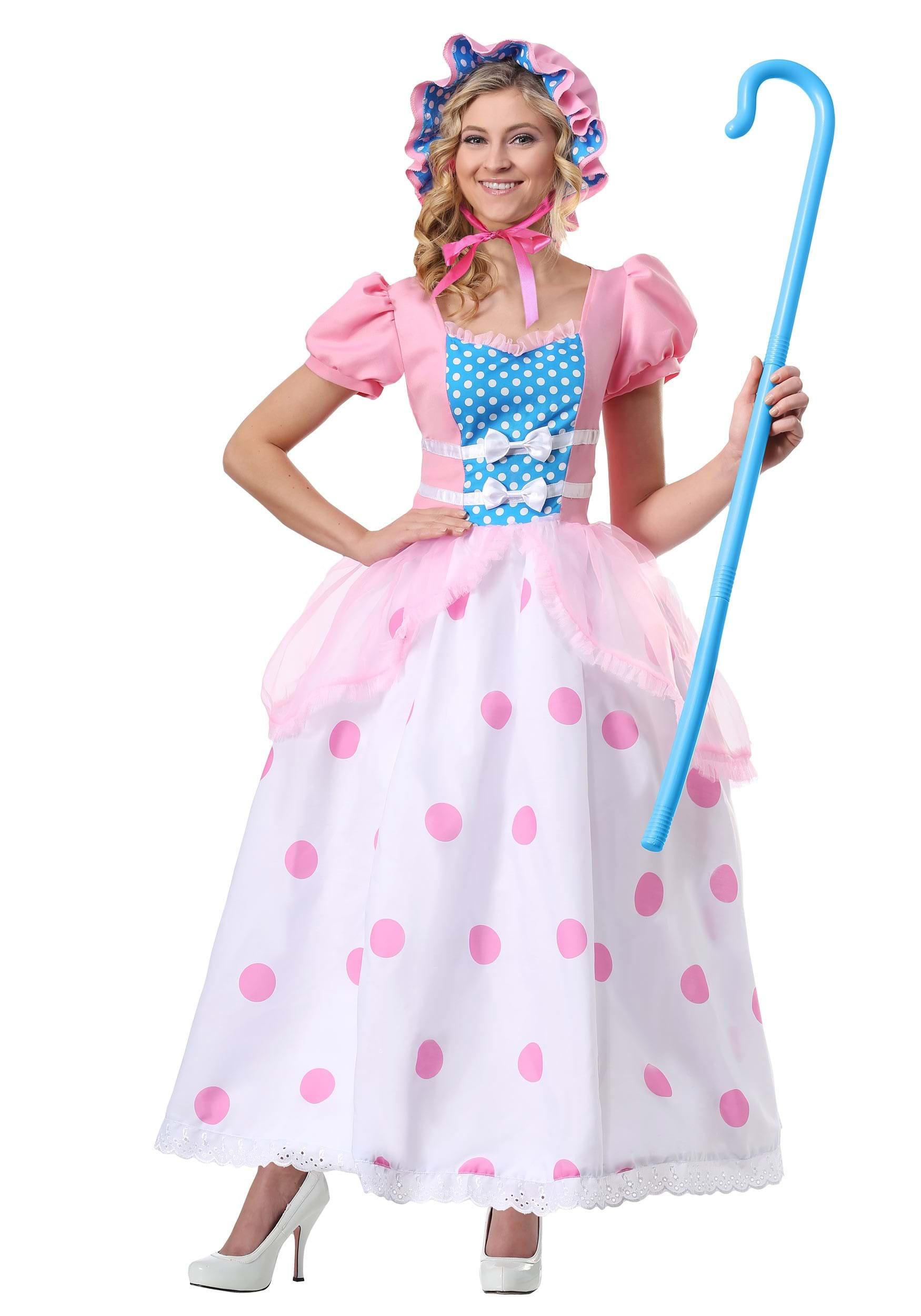 Bo Peep Costume for Women | Shepherdess | Exclusive