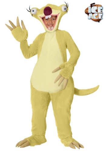 Ice Age Sid the Sloth Child Costume
