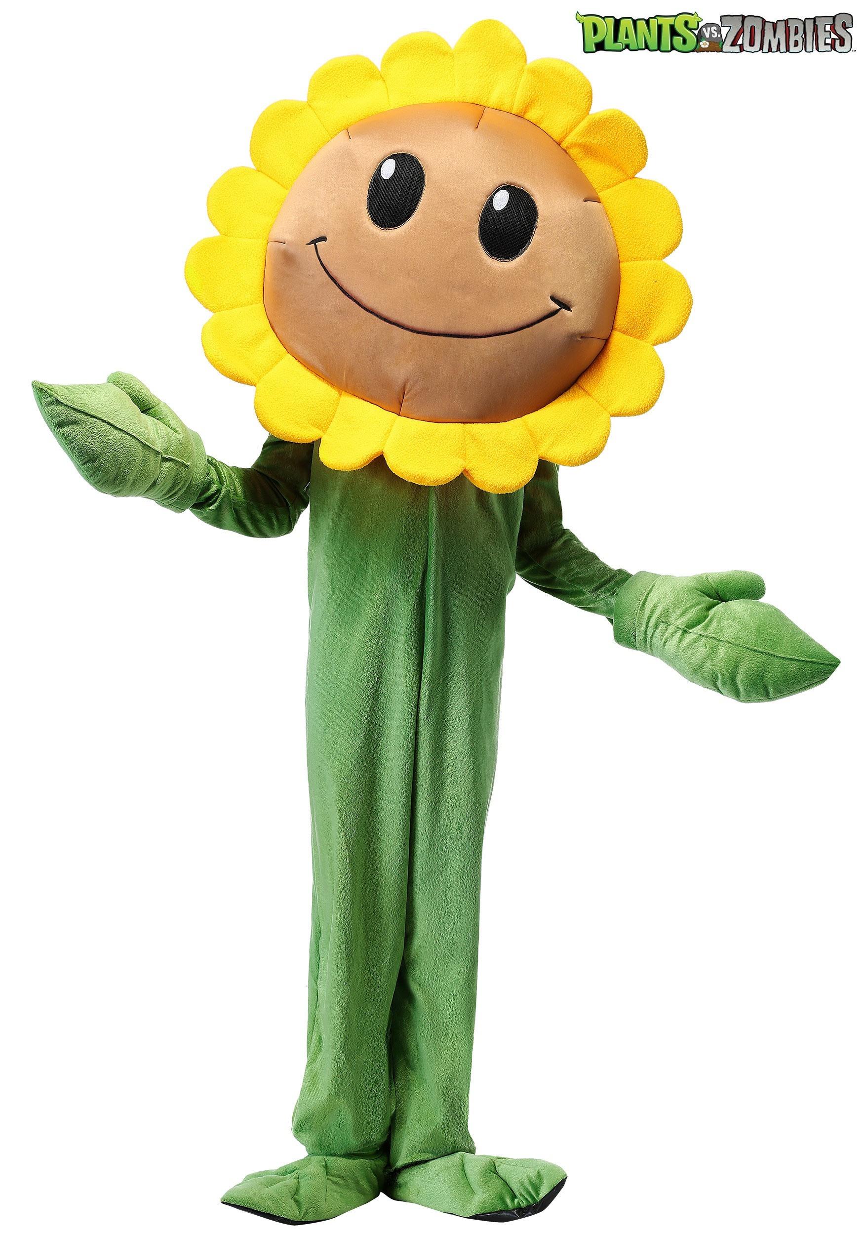 Plants Vs Zombies Kid S Sunflower Costume