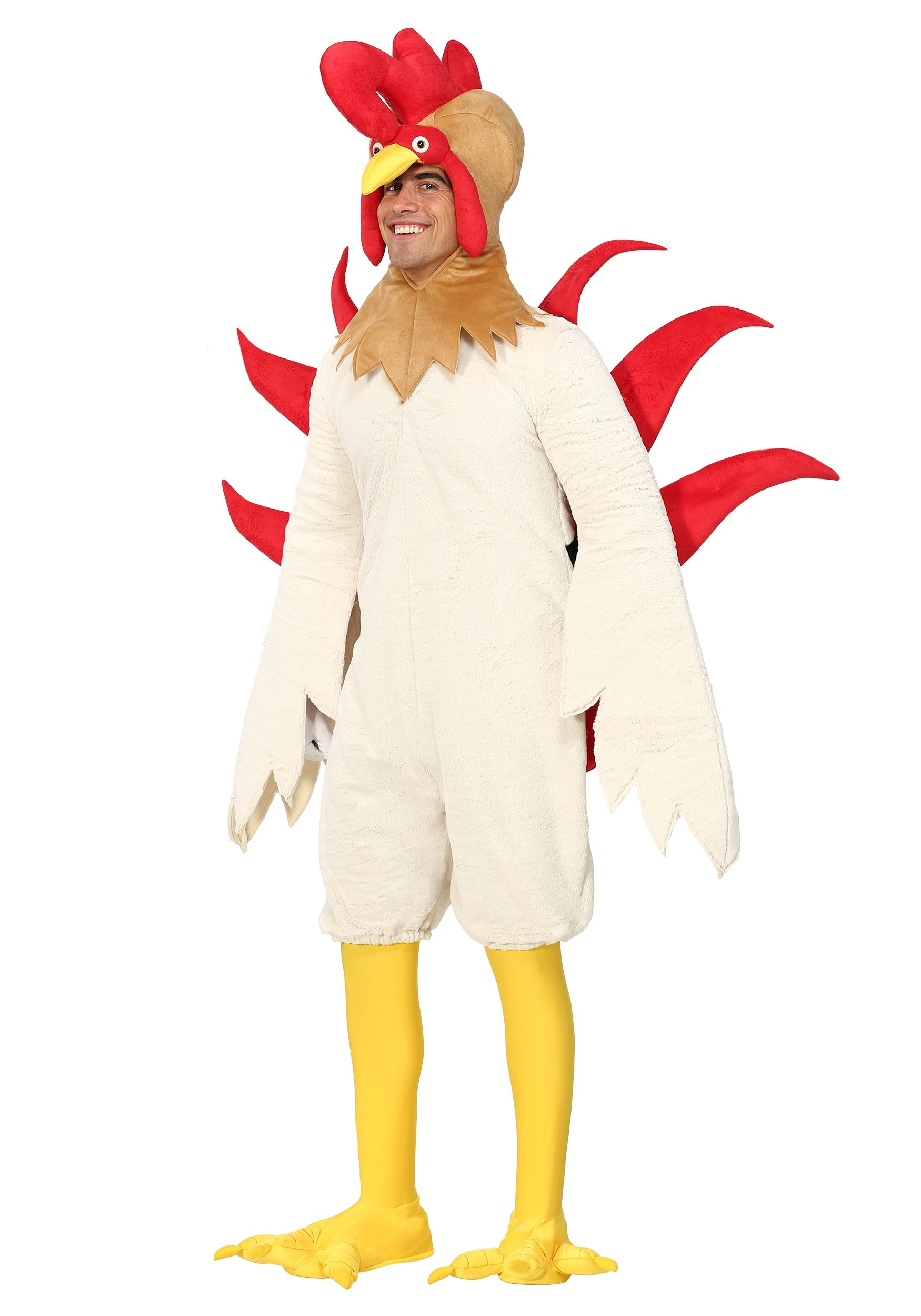 Adult Rooster Costume  sc 1 st  Halloween Costumes & Rooster Costume for Adults