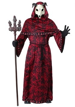 Adult Plus Size Demon Costume