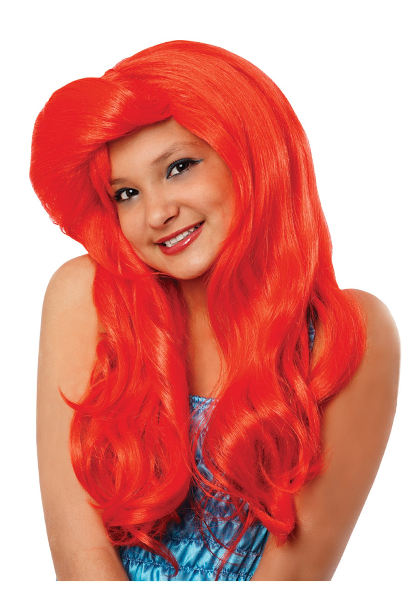 Red Wig For Toddler 14