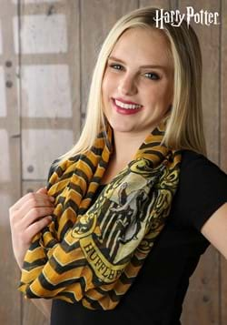 Hufflepuff Infinity Scarf - Harry Potter