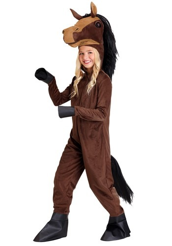Childrens Horse Costume Update Main Girl