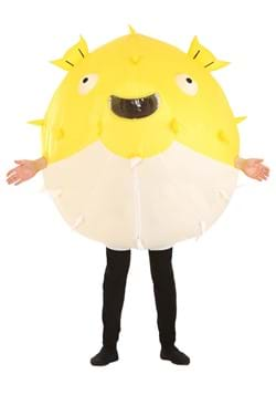 Adult Inflatable Puffer Fish Costume