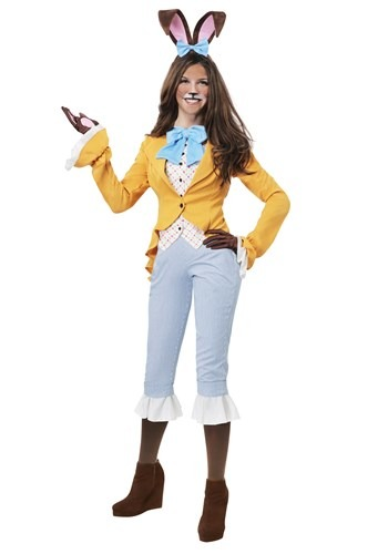 Click Here to buy March Hare Womens Costume from HalloweenCostumes, USA Funds & Shipping
