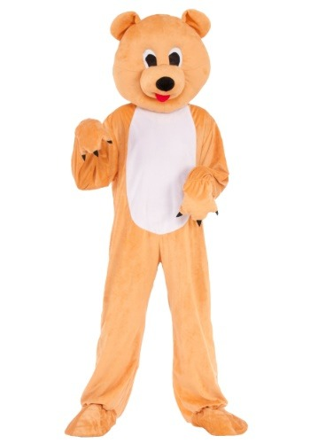 Click Here to buy Bear Mascot Kids Costume from HalloweenCostumes, USA Funds & Shipping