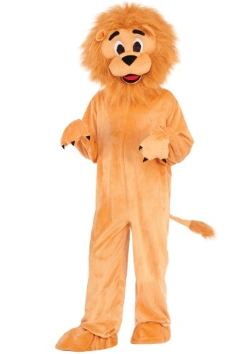 Child Lion Mascot Costume