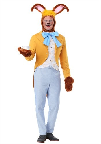 Click Here to buy March Hare Mens Costume from HalloweenCostumes, CDN Funds