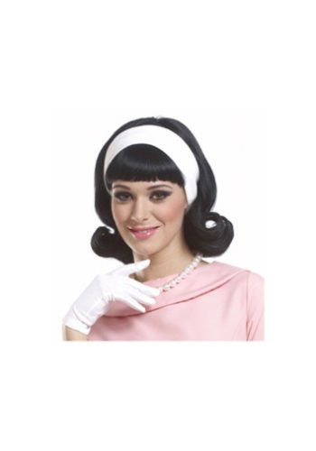 50s Jackie Wig for Women