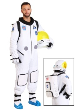 Mens Deluxe Astronaut Costume Update Main