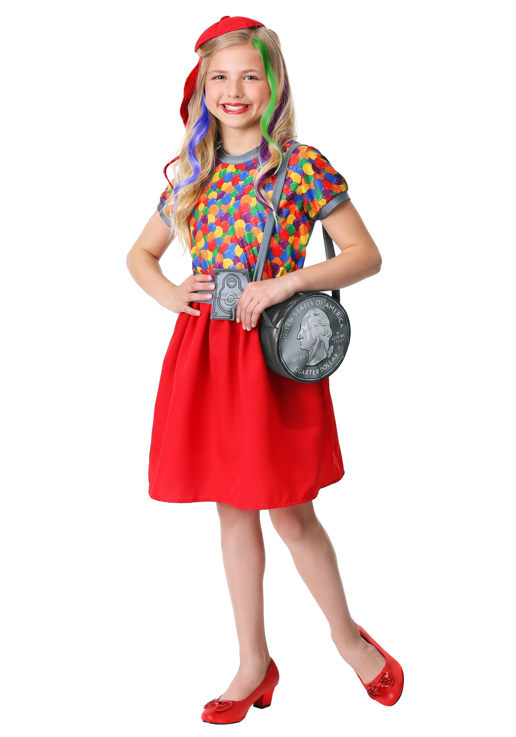 Gumball Machine Girl S Costume