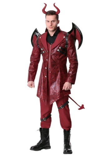 Click Here to buy Mens Dangerous Devil Costume from HalloweenCostumes, CDN Funds